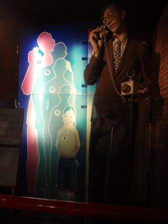Museo delle curiosità: Evolution de l'homme le plus grand...