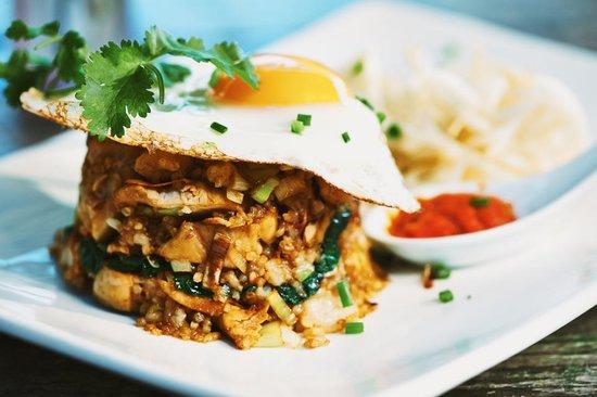 Sails too: Indo Breakfast