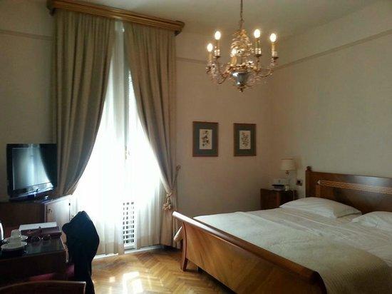 Hotel Vittoria : Camera