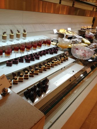 Jumeirah at Etihad Towers : deserts to die for
