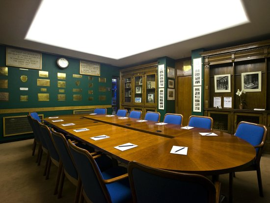 The Union Jack Club: Meeting Room