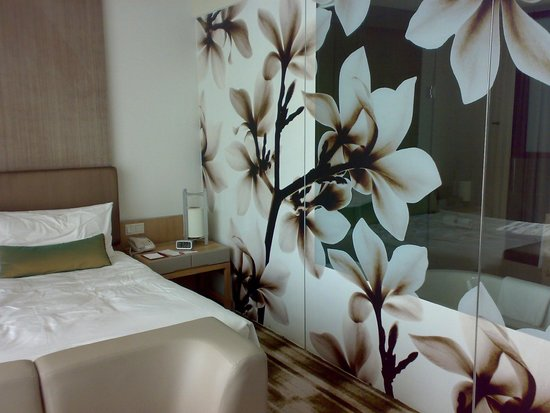 Crowne Plaza Changi Airport: Room 712