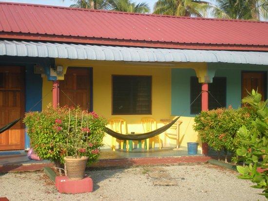 Rainbow Lodge: room