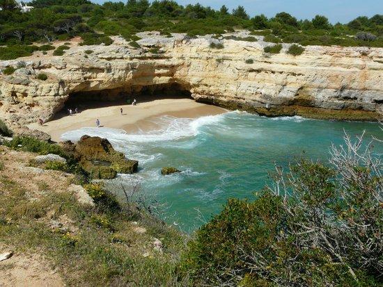 Suites Alba Resort & Spa : nearest beach
