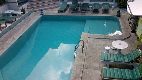 Sayang Maha Mertha: The Pool