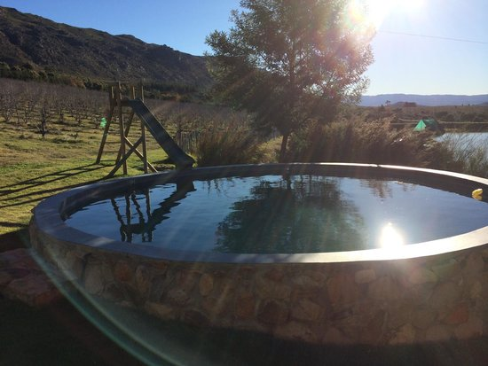 Langdam-in-Koo Guest Farm: Great for summer
