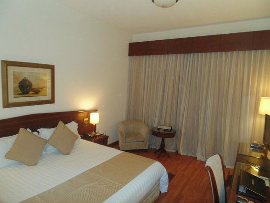 Majestic Hotel Tower: my room