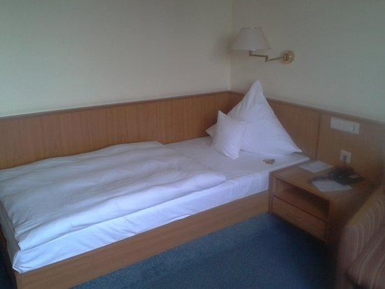 Ringhotel Am Stadtpark: letto