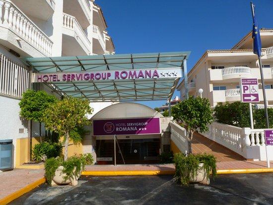 Servigroup Romana: Hotel