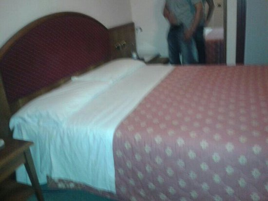 Hotel Quarti : Camera