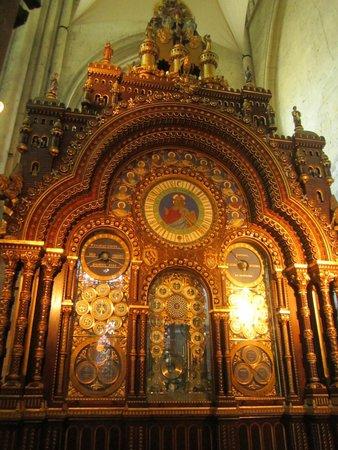 Beauvais Cathedral: Астрономические часы