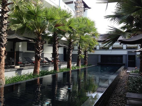 Shinta Mani Club : Pool area