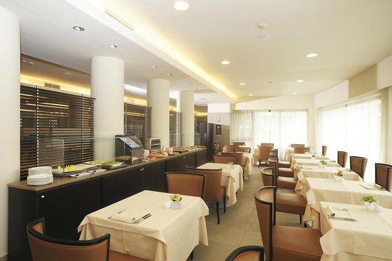 NH Linate: Restaurant - Bar