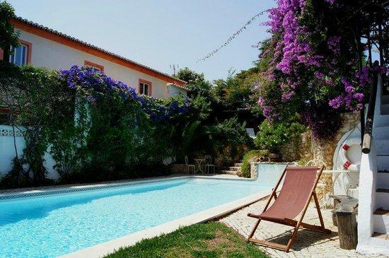 Uma Casa a Beira Sol: Swimmingpool