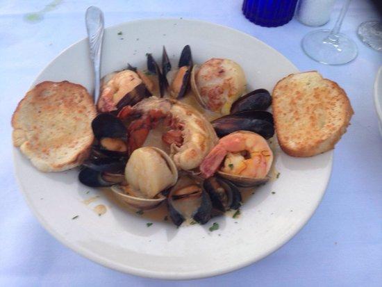Fresh Catch Bistro : Ciopini