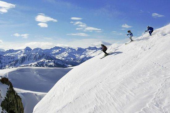 Val d'Aran, España: Esquí Alpino