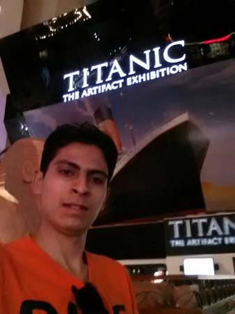 Titanic: The Artifact Exhibition: Buen museo