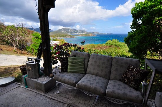 Virgin Islands Campground: Pavilion