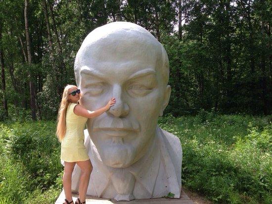V. Lenin's Tent Museum