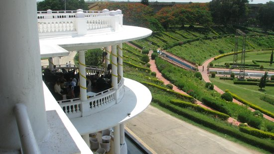 Royal Orchid Brindavan Gardens: hotel