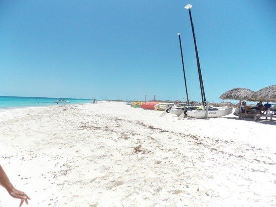 Barceló Solymar Arenas Blancas Resort: playa