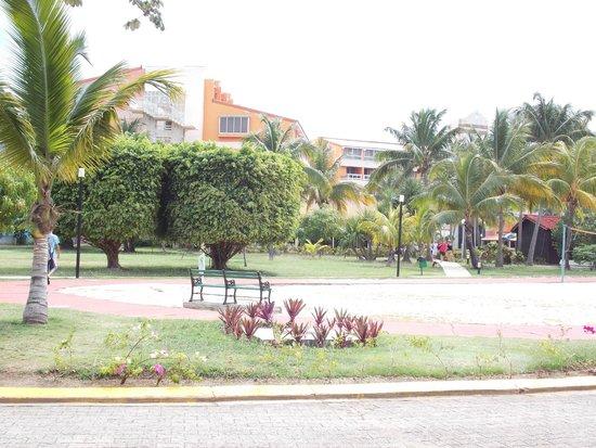 Barceló Solymar Arenas Blancas Resort: jardines del hotel