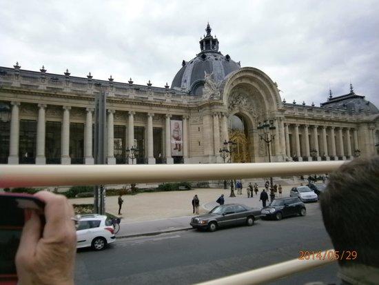 City Sightseeing Paris : Big bus tour Paris