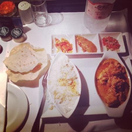Southern Sun Elangeni & Maharani: room service