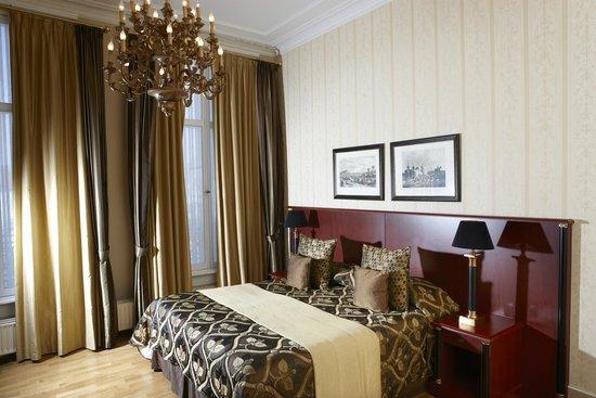 Grand Hotel and Residence De Draak: Junior Suite