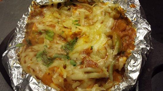 Lily's Vegetarian Indian Restaurant: Delicious Tawa Paneer