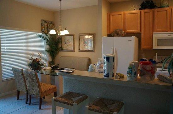 Coral Cay Resort: Sala de Jantar / Cozinha
