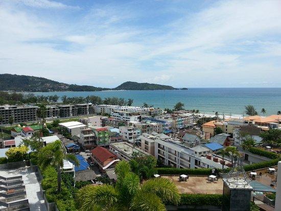 Sea Sun Sand Resort & Spa : View from balcony