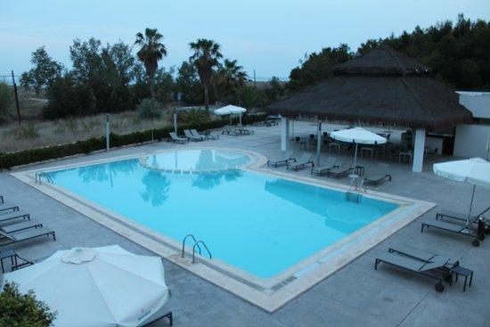Hotel Els Arenals: Zona da piscina