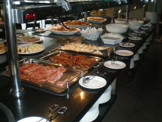 Hotel Els Arenals: pequeno almoço