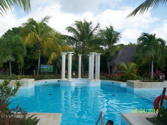 Grand Palladium Kantenah Resort & Spa: Piscina el Rinconcito