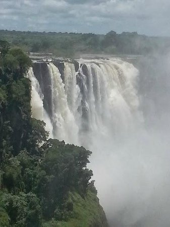 Mosi-oa-Tunya / Victoria Falls National Park: Double Wow