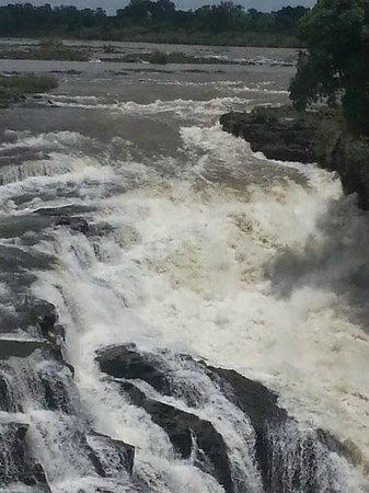 Mosi-oa-Tunya / Victoria Falls National Park : So much water