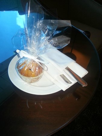 Raouche Arjaan by Rotana: Nice surprise I received!