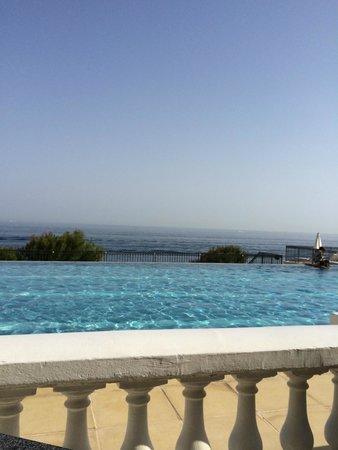 Grand-Hôtel du Cap-Ferrat : Excellent pool (and heated too)