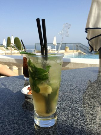 Grand-Hôtel du Cap-Ferrat : Drinks were good
