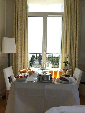 Grand-Hôtel du Cap-Ferrat : Room service was above average