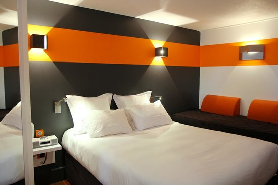 Best Western The Wish Versailles : Chambre triple