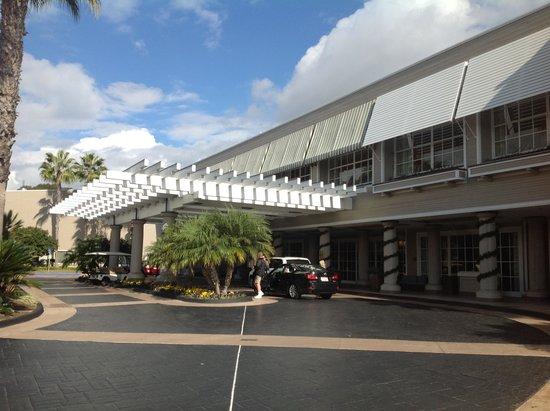 Marriott Coronado Island Resort & Spa : Hotel Front