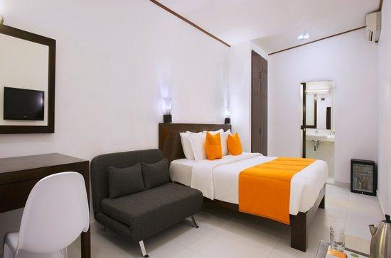 Calamander Unawatuna Beach : Deluxe room