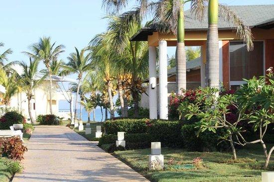 Paradisus Varadero Resort & Spa: Acces au SPa