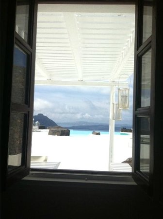Aenaon Villas: View from our room