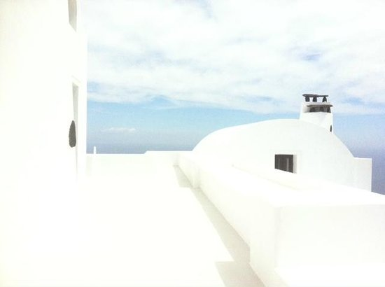 Aenaon Villas: Beautiful white buildings, so relaxing