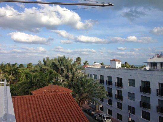 Dream South Beach: Aussicht vom Dach