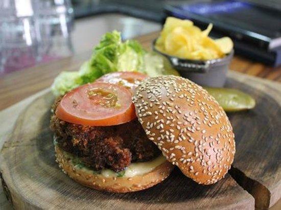 Hamasger 5 : shrimpburger