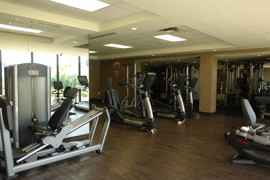 EB Hotel Miami Airport: Gym